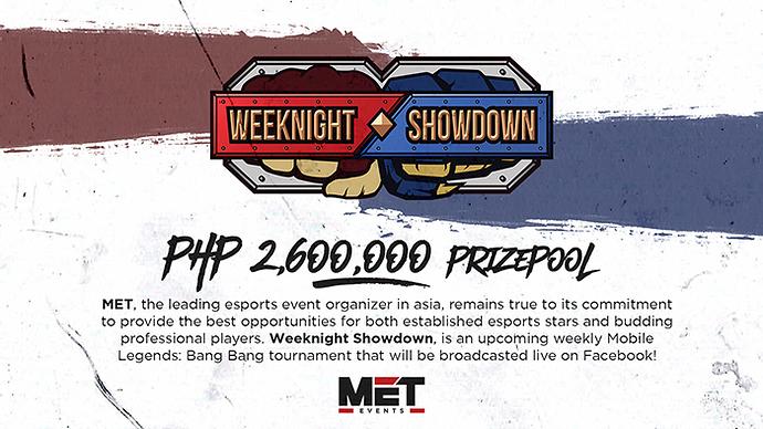 MET Launches ₱2,600,000 Mobile Legends Tournament - Mineski net