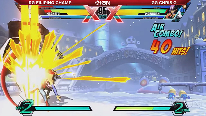 c6874f740e8 Fighting Games in general have the notoriety of amassing a large number of  patrons near each game s release date. Given that fighting games usually  pump out ...