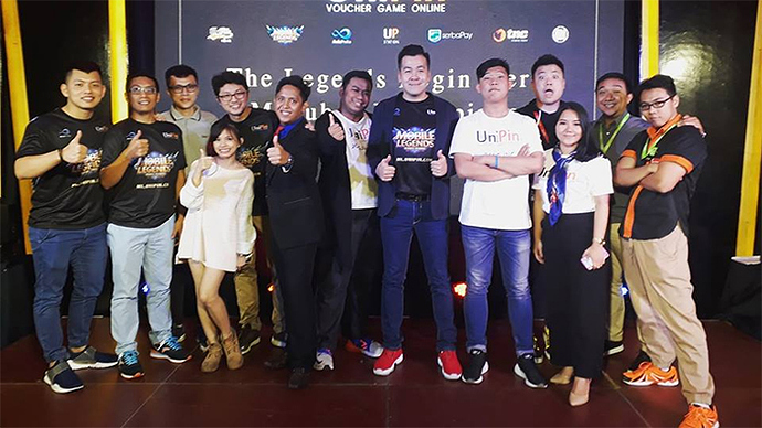 UniPin Officially Launches in the Philippines - Mineski net